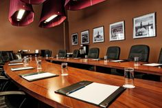 Meeting facilities at 62