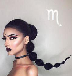 Muestras de #Maquillaje y te invitamos a completar tu atuendo con #RopaHermosaMujer visita nuestro blog y aprende más de nuestra empresa http://www.ropahermosamujer.com/blog-ropa-moda-mujer/