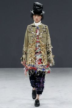 #SuzyCouture: Gaultier Goes Green, Viktor & Rolf Recycle | British Vogue
