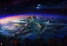 Concept Illustrations by IgorArtyomenko http://www.cruzine.com/2013/11/25/concept-illustrations-igorartyomenko/