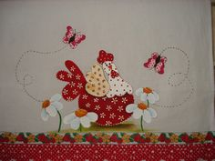pintura em tecido galinhas - Pesquisa Google Chicken Signs, Chicken Art, Tole Painting, Fabric Painting, Chicken Quilt, Fabric Storage Baskets, Diy Pillow Covers, Chickens And Roosters, Applique Templates