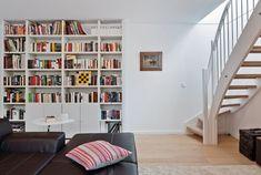 Planer, Bookcase, Shelves, Home Decor, Home, Duplex House, Hip Roof, Build House, Architecture