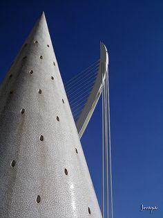 Valencia cac6 Arquitecto: Santiago Calatrava