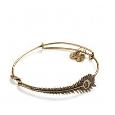 Peacock Feather Wrap • Alex & Ani • Call to order • In-store pickup • 541.386.3977 #hoodriver