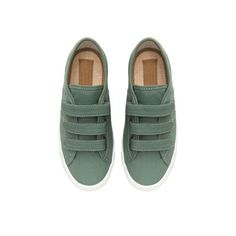 SUMMER PLIMSOLE WITH VELCRO