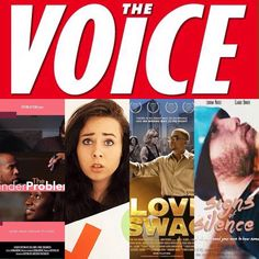 #Grab a copy today! 7 Films featured @TheVoiceNews screening w/@buffenterprises #Love Swag #TinderProblem #SwipingMrRight #SignsOfSilence #NewMessage #NoGuarentee and more - Touching on the industry professionals from the world of independent films to share their experiences of bringing their unique voices to the screen #BUFF #indiefilms #urbanfilms #diversity #filmfestival #officialbuffselection #newspaper #coverage #makingpeoplecare #jcpr