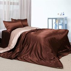 Acetate Satin Sheets Satin Boutique Bedding