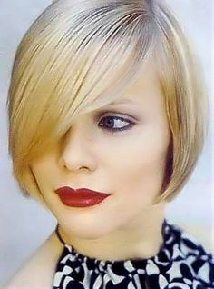 Captivating Sleek Bob Cut