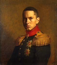 Eminem. Nice.