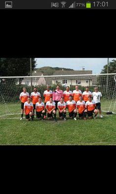 Roborough F.C team photo 2014 550e02e558e