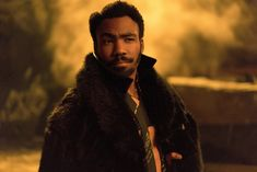 Donald Glover on Lando's sexuality in Solo: A Star Wars Story Star Wars Film, Entertainment Weekly, Chewbacca, Starwars, Creature Movie, Valentines Movies, Billy Dee Williams, Woman In Gold, Fantasy Movies
