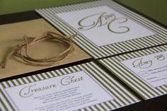 Wedding Invitation Southern Highlands by Create my Kaleidoscope (cmyk)