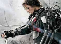 There's Something About Emily Blunt In Edge of Tomorrow - Album on Imgur