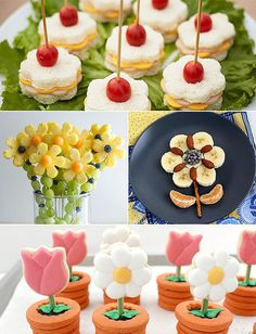 Fun Flower-Shaped Foods That Grow Your Child's Taste Buds