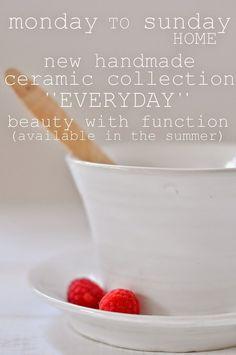 EVERYDAY ceramic