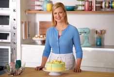 You've seen Anna Olson make every possible type of cake, but are you curious which is her choice for a birthday dessert? Anna Olsen, Osvaldo Gross, Waffle Cake, Buy Cake, Birthday Desserts, Birthday Cake, Frosting Tips, Chocolate Swirl, Types Of Cakes