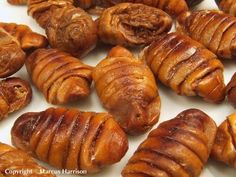 Edible Insects - Silk Worm pupa are eaten in parts of South-East Asia.