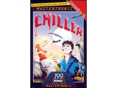 Chiller for Commodore 64 from Mastertronic