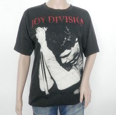 JOY DIVISION  unisex  rock t shirt size medium by 99rockshop, $14.99