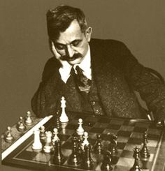 Emanuel Lasker Doctoral student of Max Noether. Worked in algebra and algebraic geometry. Oh and world chess champion 1894-1921.