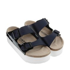 colette SACAI LUCK x TATAMI (BIRKENSTOCK) Sandals - sold out, but MEOW.