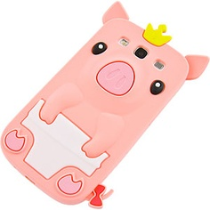 Cute #Pig Cover Case for #Samsung Galaxy S III, Pink $12.99 From #DayDeal