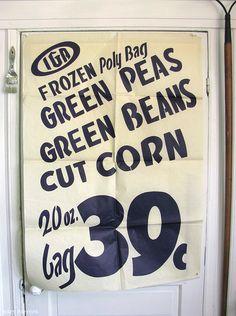 """create """"vintage"""" posters for look & feel Vintage Ads, Vintage Posters, Vintage Shops, Retro Ads, Retro Food, Retro Advertising, Vintage Type, Window Poster, Store Window Displays"""