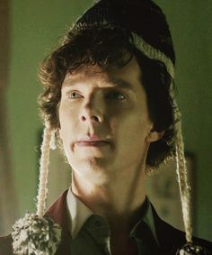 """M:""""I'm not lonely, Sherlock."""" S:""""How would you know?"""" - #Sherlock series 3 episode 1: The Empty Hearse"""
