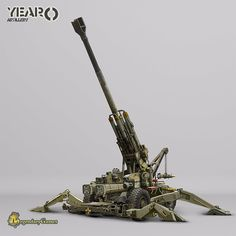 Year 0 - artillery, Thomas Crausaz on ArtStation at http://www.artstation.com/artwork/year-0-artillery