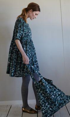 Sorrell dress - Plümo Ltd - I've always loved me a good babydoll dress....sigh...