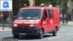 Madrid Fire Department // Unidad 1468 Bomberos Madrid Parque 1