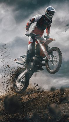 New ktm dirt bike wallpaper ideas Moto Enduro, Enduro Motocross, Enduro Motorcycle, Moto Bike, Motorcycle Touring, Girl Motorcycle, Motorcycle Quotes, Bike Wallpaper, Cross Wallpaper