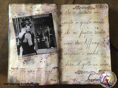 """Leoninatag: Art journal....""""Colazione da Tiffany"""""""