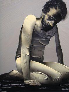 3-dimensional painting- Art Fair HK 2012