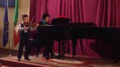 O. Rieding - III Mov.; Vincitore del I Premio.  Concorso Internazionale per Giovani Musicisti, Città di Barletta—See more of this young violinist #from_CerishaAlexanderLeon