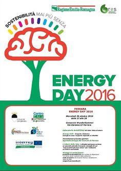 Ferrara  Energy Day 2016: laboratori e consigli per migliorare lefficienza energetica