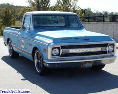 C-10 CHEVY PICKUP 1969 C10 SHORTBED TRUCK - For Sale - Free Classifieds - TruckRvList.com