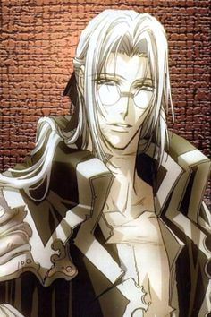 Abel from Trinity Blood
