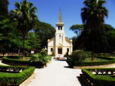 Capela do Parque Vicentina Aranha