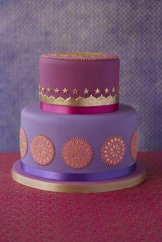 Medallion, Moroccan Cake.