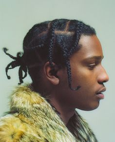 ASAP Rocky is so gorgeous.