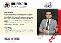 #The_Reader_Group_of_Colleges #Sargodha #Campus #Pakistan