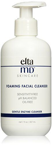 EltaMD Foaming Facial Cleanser, 7 Fluid Ounce ** Check this awesome product by going to the link at the image.