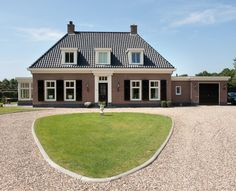 Holland House, Modern Bungalow House, Facade House, House Made, Decoration, Designer, Architecture Design, Sweet Home, Villa
