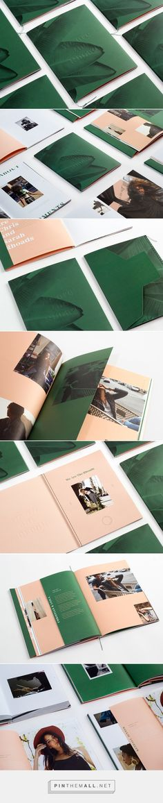 We Are The Rhoads 2016 Book on Behance - created via https://pinthemall.net