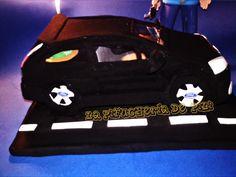 Replica de ford focus en goma eva . Todo el coche está hecho de goma eva a excepción de los cristales que son de acetato goma eva fofuchas