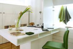 Die besten Tipps für einen Arbeitsplatz im Wohnzimmer