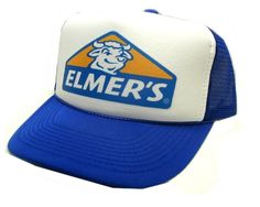 Elmer's Glue Trucker hat - Products, Business and Brands Trucker Hats & More