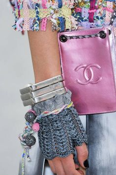 Chanel Spring 2014 ready to wear details
