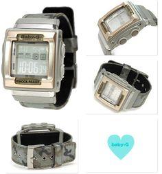 【楽天市場】カシオ Baby-G 腕時計 ベビーG BG-180AF-3CR カスケット カモフラージュ柄:腕時計のななぷれ